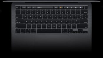 Magic Keyboard - Apple MacBook Pro 13.3 (M1 2020)