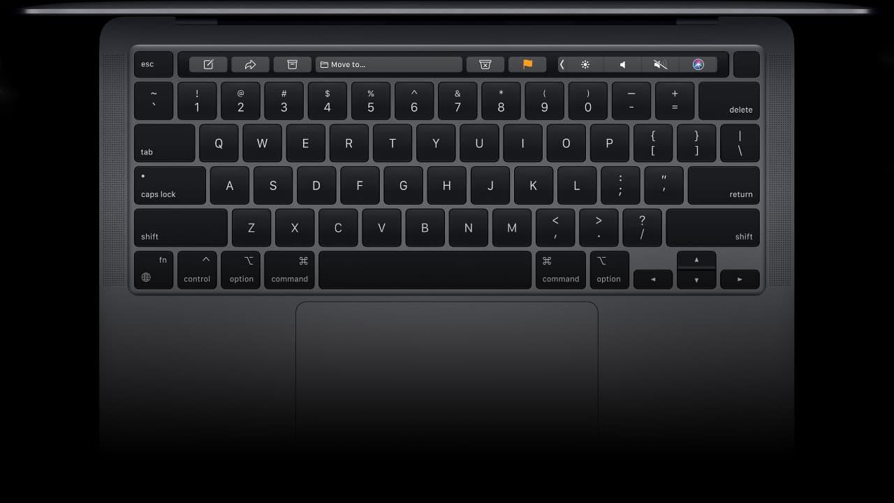 Magic Keyboard - Apple MacBook Pro 13.3 (M1 2020)