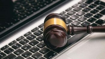 електронну систему судочинства
