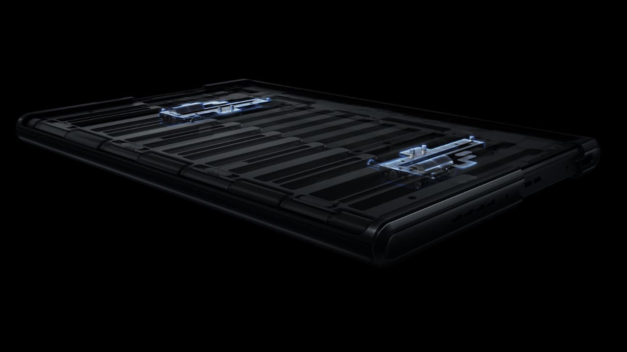 OPPO X 2021 Rollable Concept