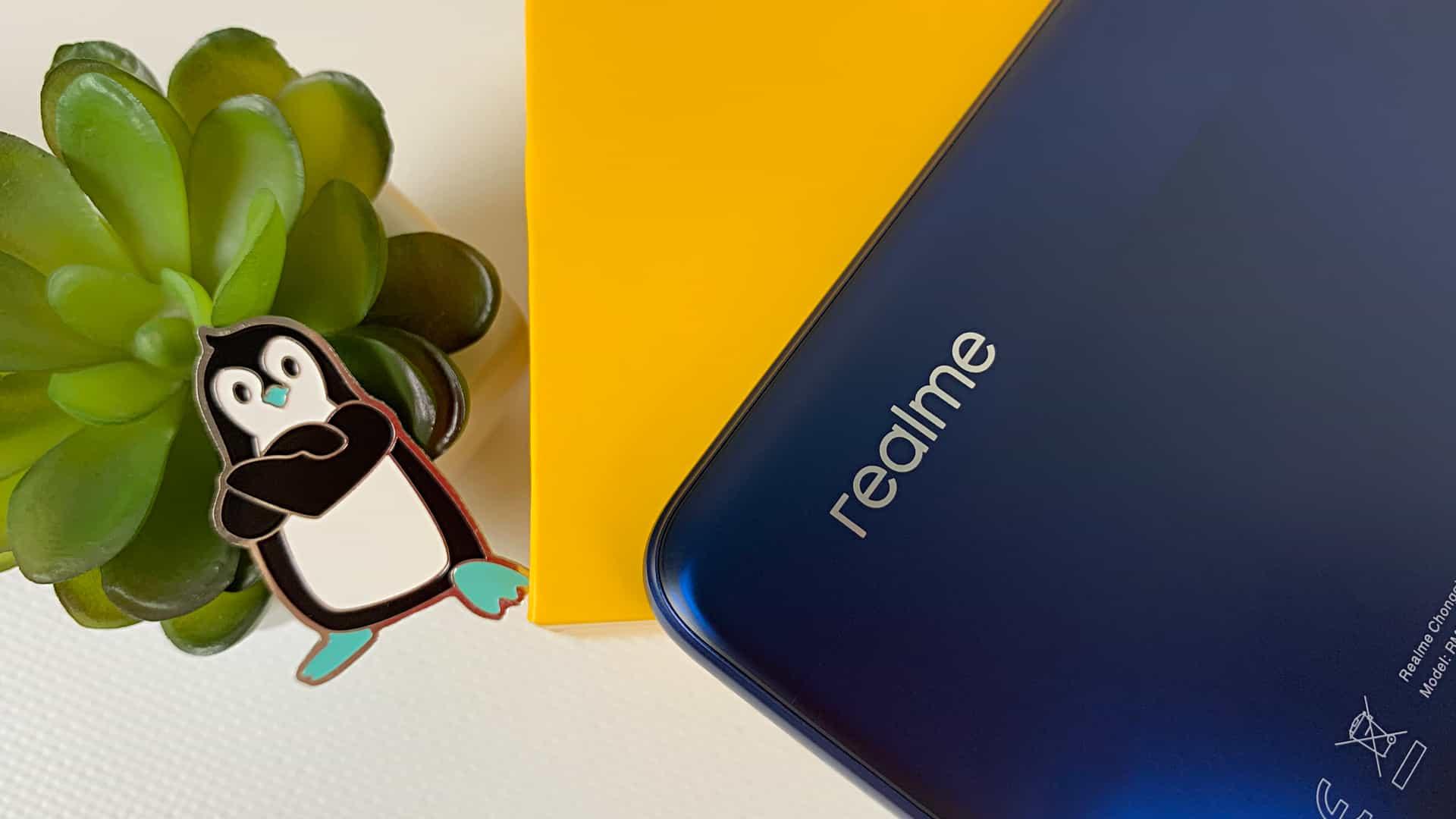 realme 7 Pro (logo)