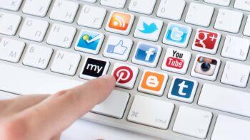 соціальних мереж / Китай
