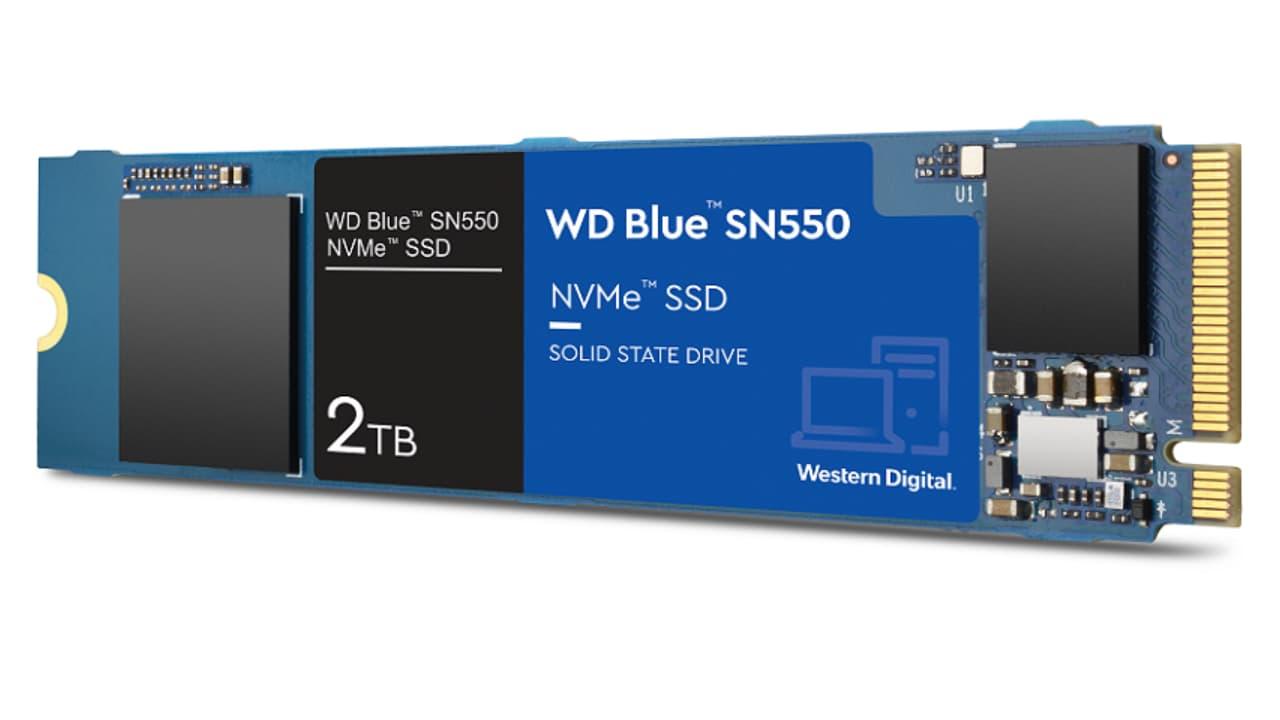 WD Blue SN550 2 ТБ