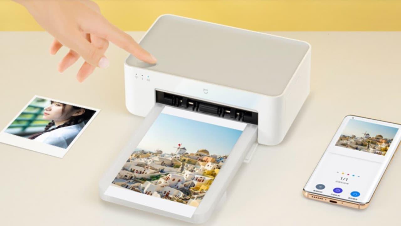 Xiaomi MIJIA Photo Printer 1S