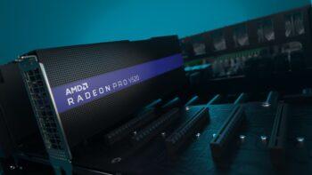 AMD Radeon Pro V520