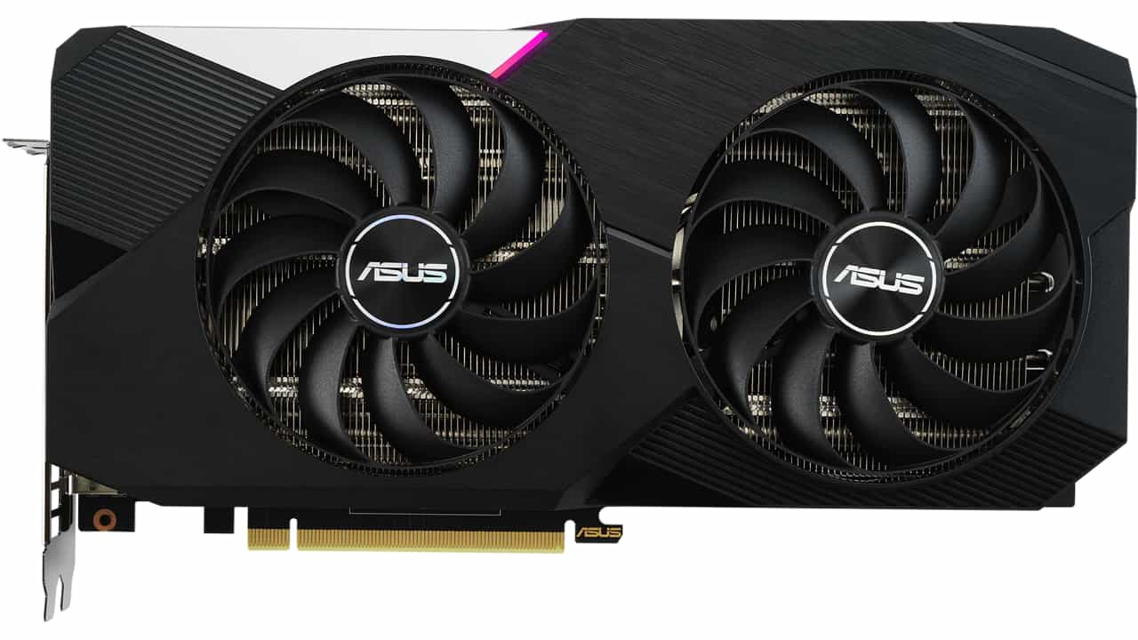 ASUSDualGeForce RTX 3060 Ti