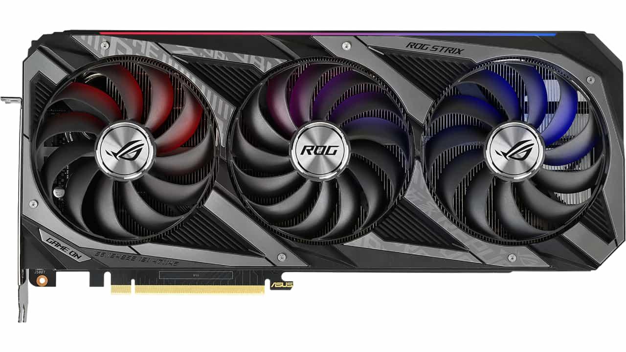ASUSROG Strix GeForce RTX 3060 Ti