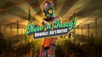 Oddworld: New 'n' Tasty (Oddworld: Abe's Oddysee)