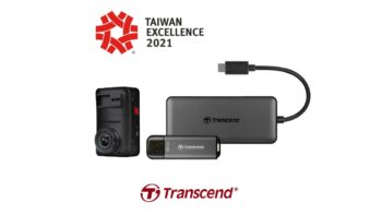 Transcend – Taiwan Excellence Awards 2021