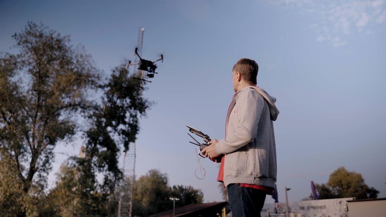 Vodafone будує мережу LTE 900 за допомогою дронів