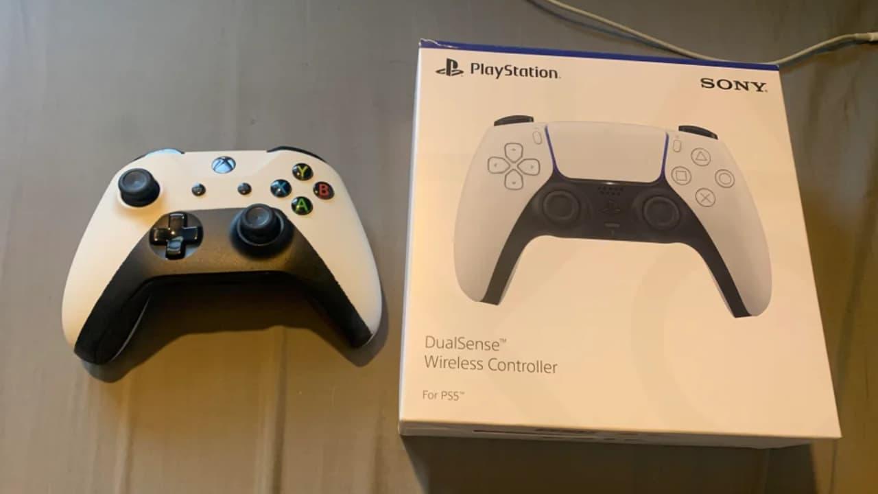 Користувач PS5 замовив контролер DualSense, а отримав Xbox Controller