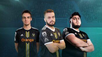 Команда FIFA Team Vitality