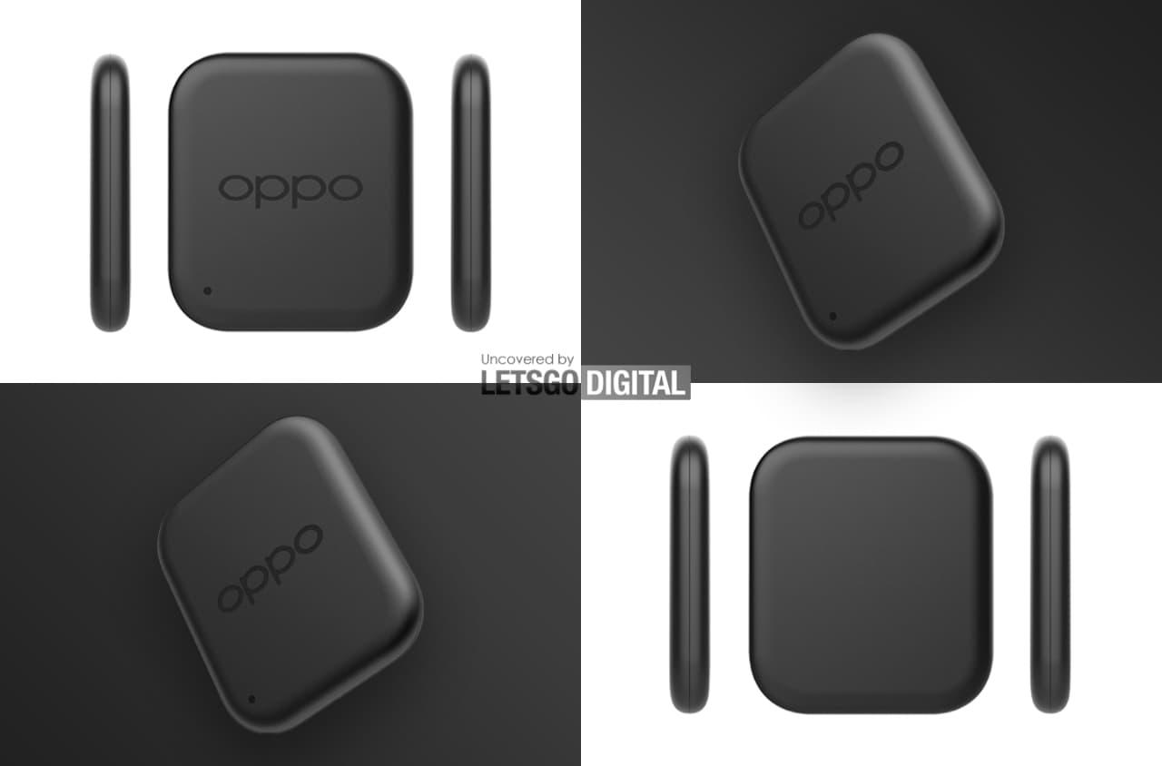 Bluetooth-трекер OPPO Smart Tag
