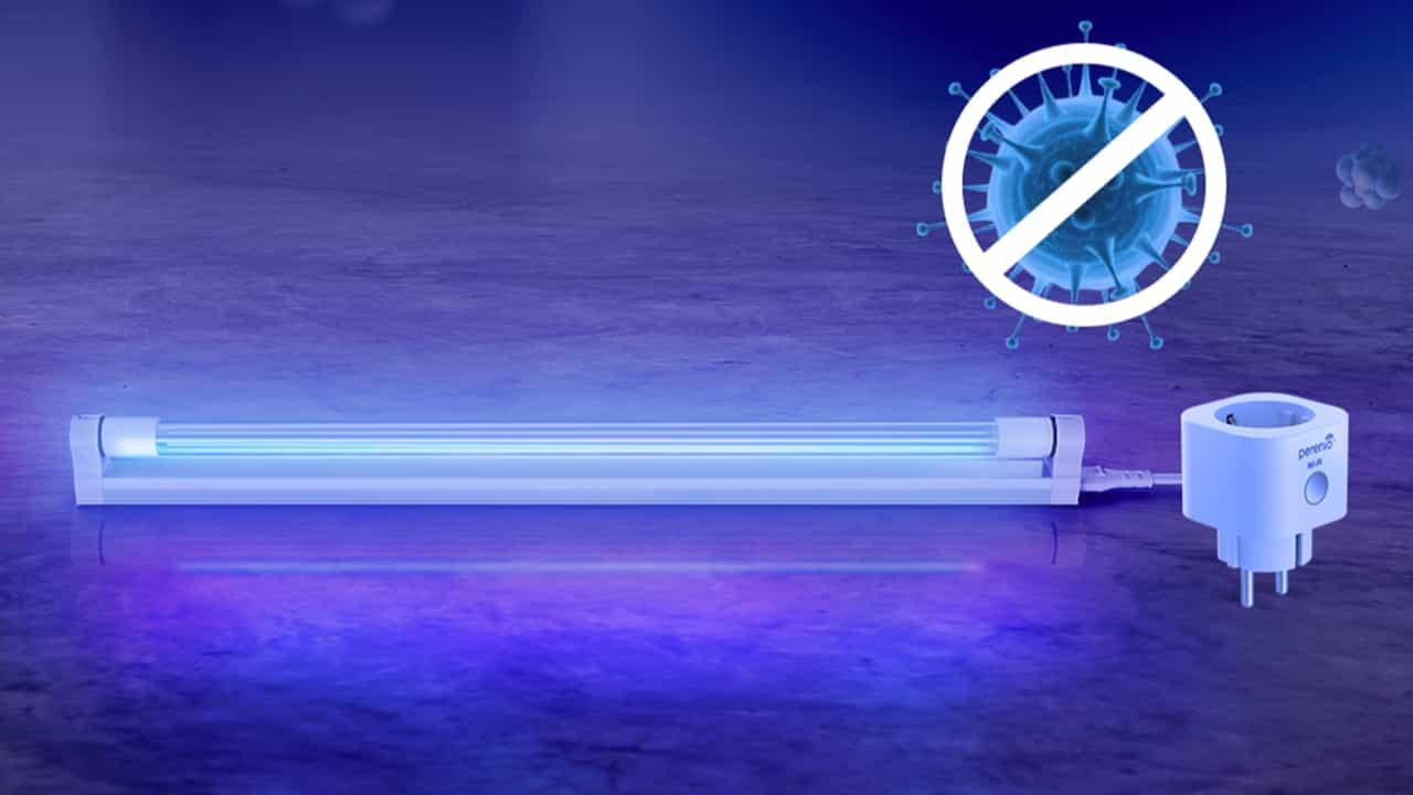 Perenio UV Lightsaber