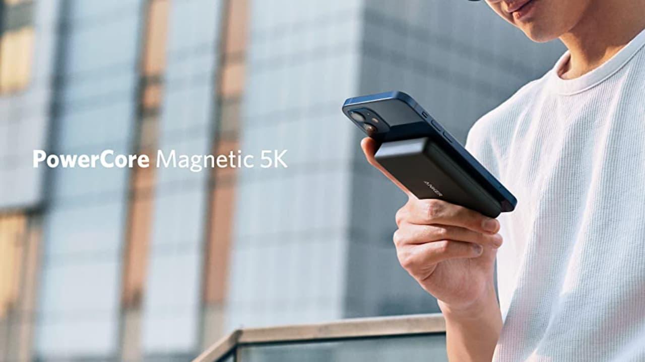 Anker випустила Power Bank з підтримкою MagSafe для iPhone 12