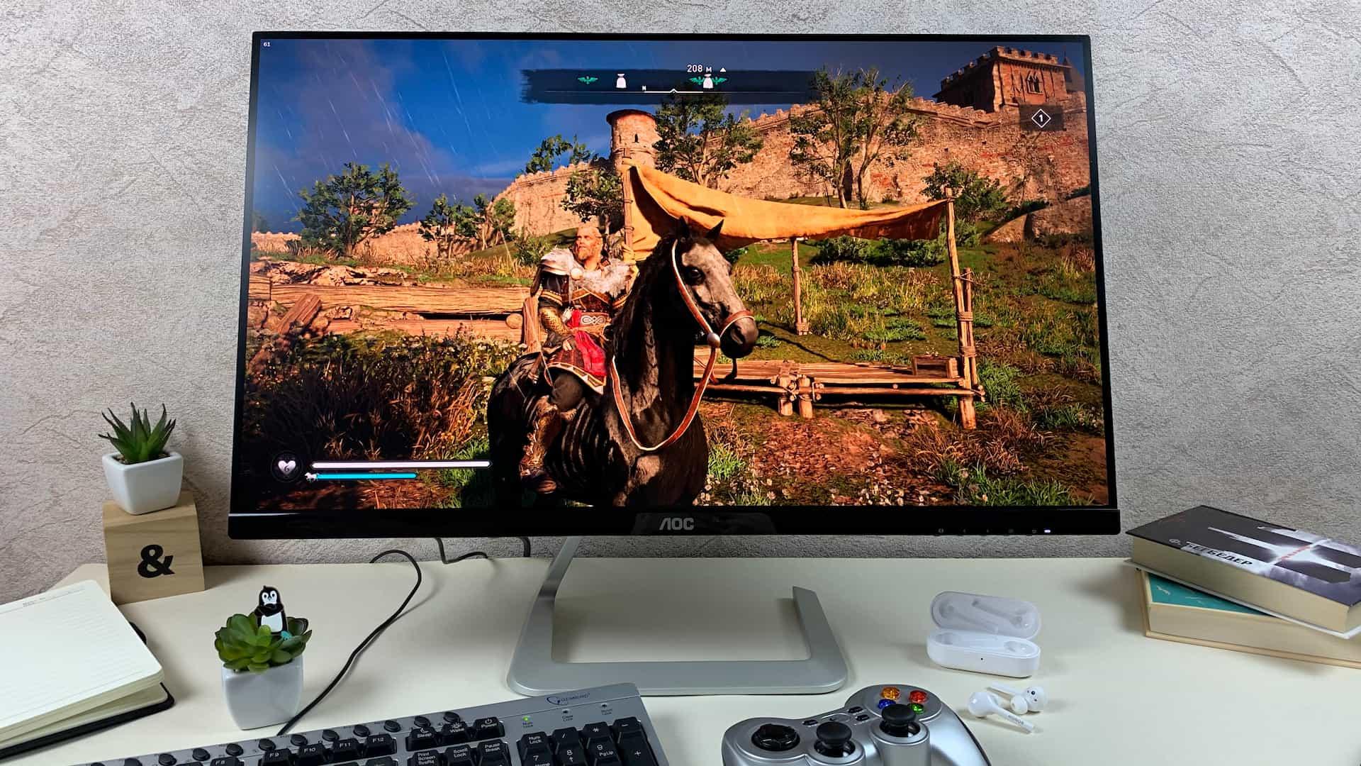 AOC Q27T1 (Assassin's Creed Valhalla)