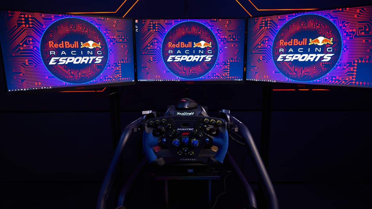 AOC - Red Bull Racing Esports