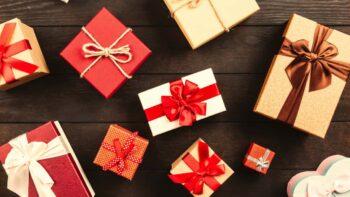 День святого Валентина - Подарунок
