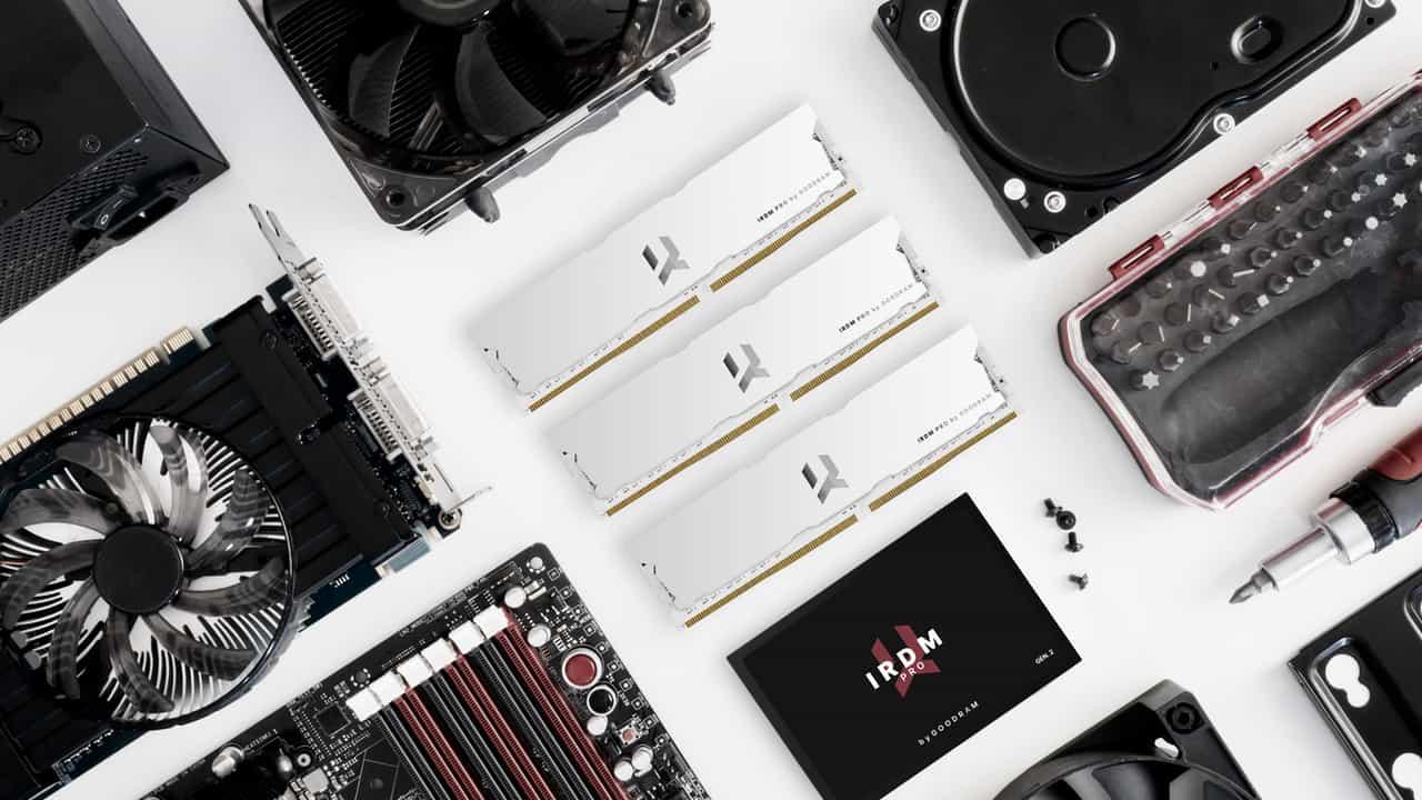 GOODRAM IRDM RAM і SSD
