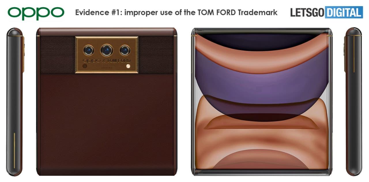 OPPO x Tom Ford