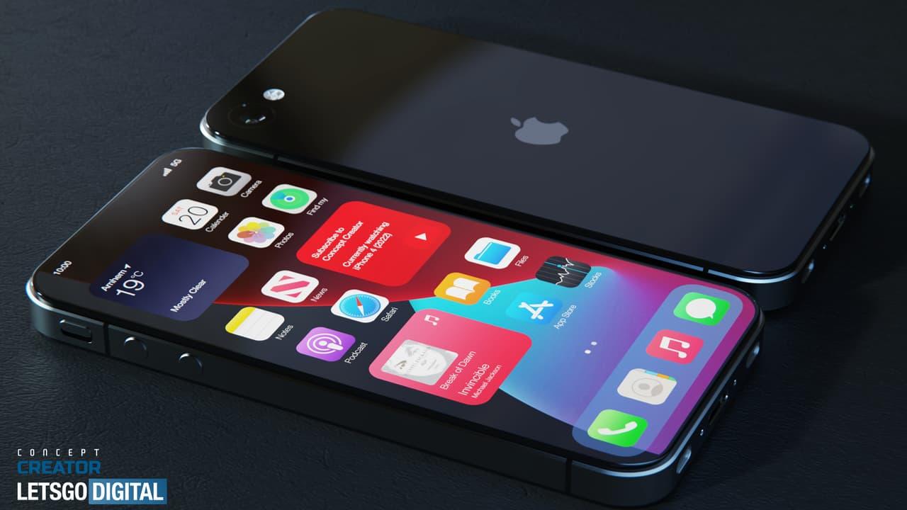 Apple iPhone 4 2022 (концепт)