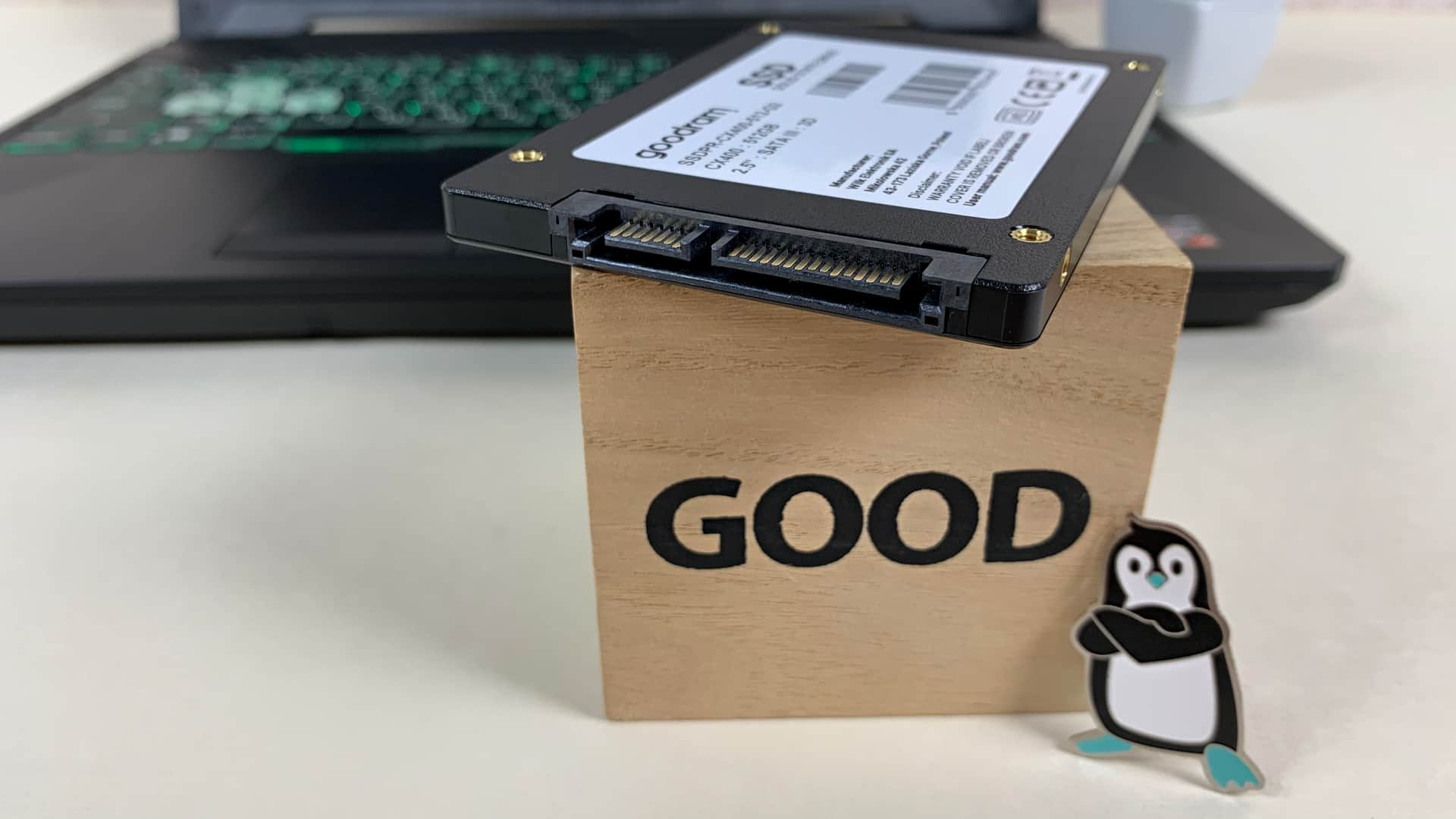 GOODRAM SSD CX400 GEN.2 SATA III