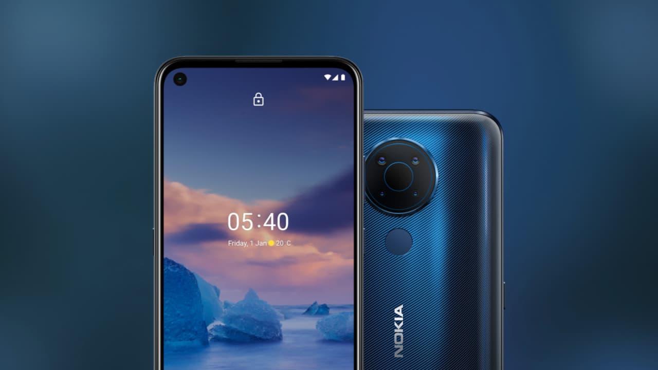Nokia 5.4 / Nokia G10 / Android One