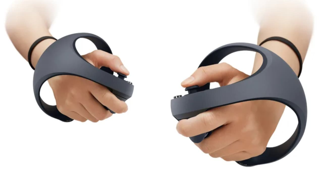 Sony VR-контролер для PS5