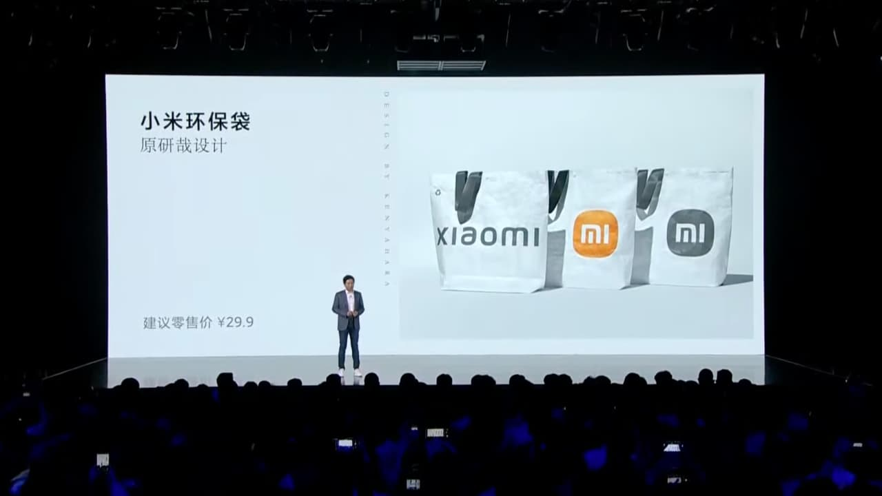 Xiaomi eco bag