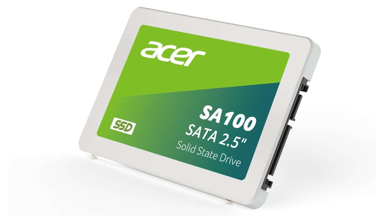 Acer SA100 (SSD - SATA III - BIWIN)