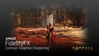 AMD FidelityFX - Godfall