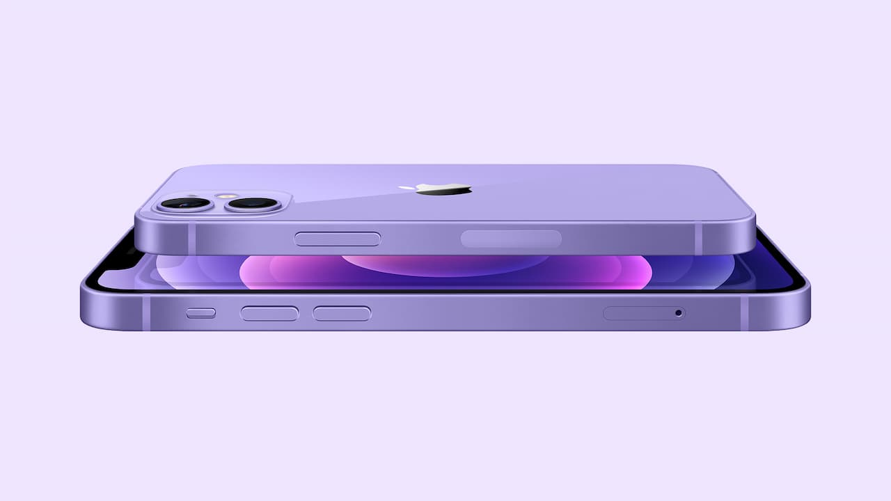 Apple iPhone 12 (фіолетовий - purple)