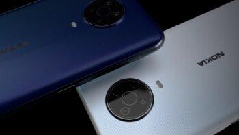Nokia G10 та Nokia G20