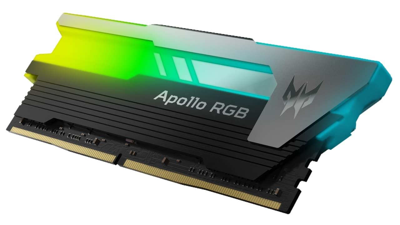 Predator Apollo RGB (RAM - BIWIN)