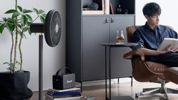 Розумний вентилятор Smartmi DC Inverter Floor Fan 3