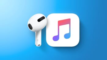 AirPods 3 Apple Music