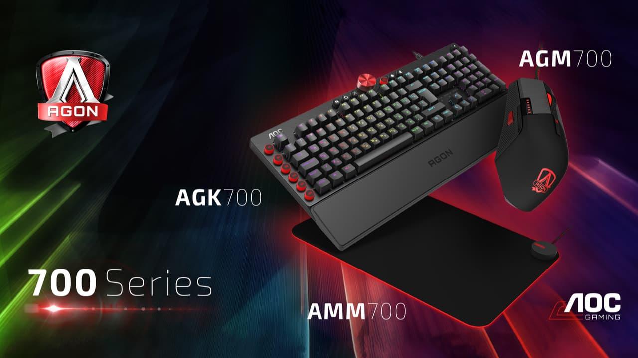 AOC AGK700 - AOC AGM700 - AOC AMM700