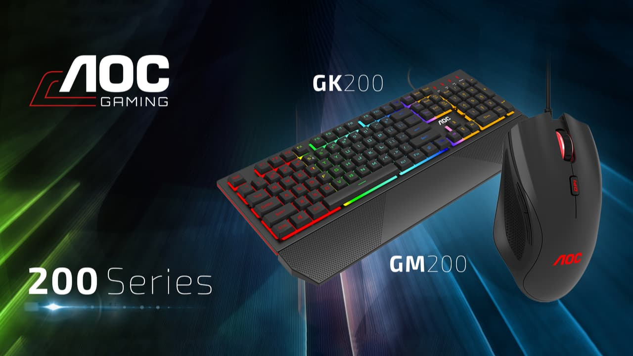 AOC GK200 - AOC GM200