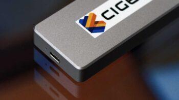 Cigent Secure SSD K2