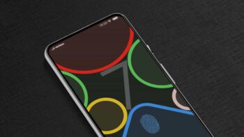 Google Pixel 7 concept