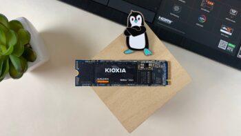 Kioxia Exceria SSD