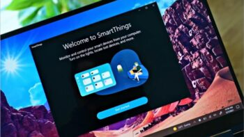 SmartThings для Windows 10