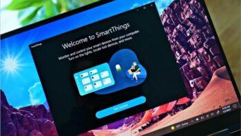 SmartThings для Windows 10