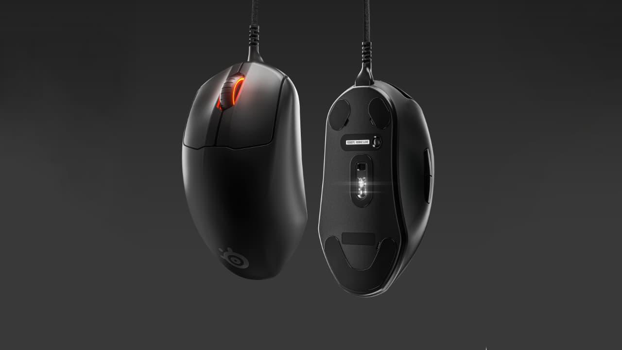 Prime+ (дротова ігрова мишка)