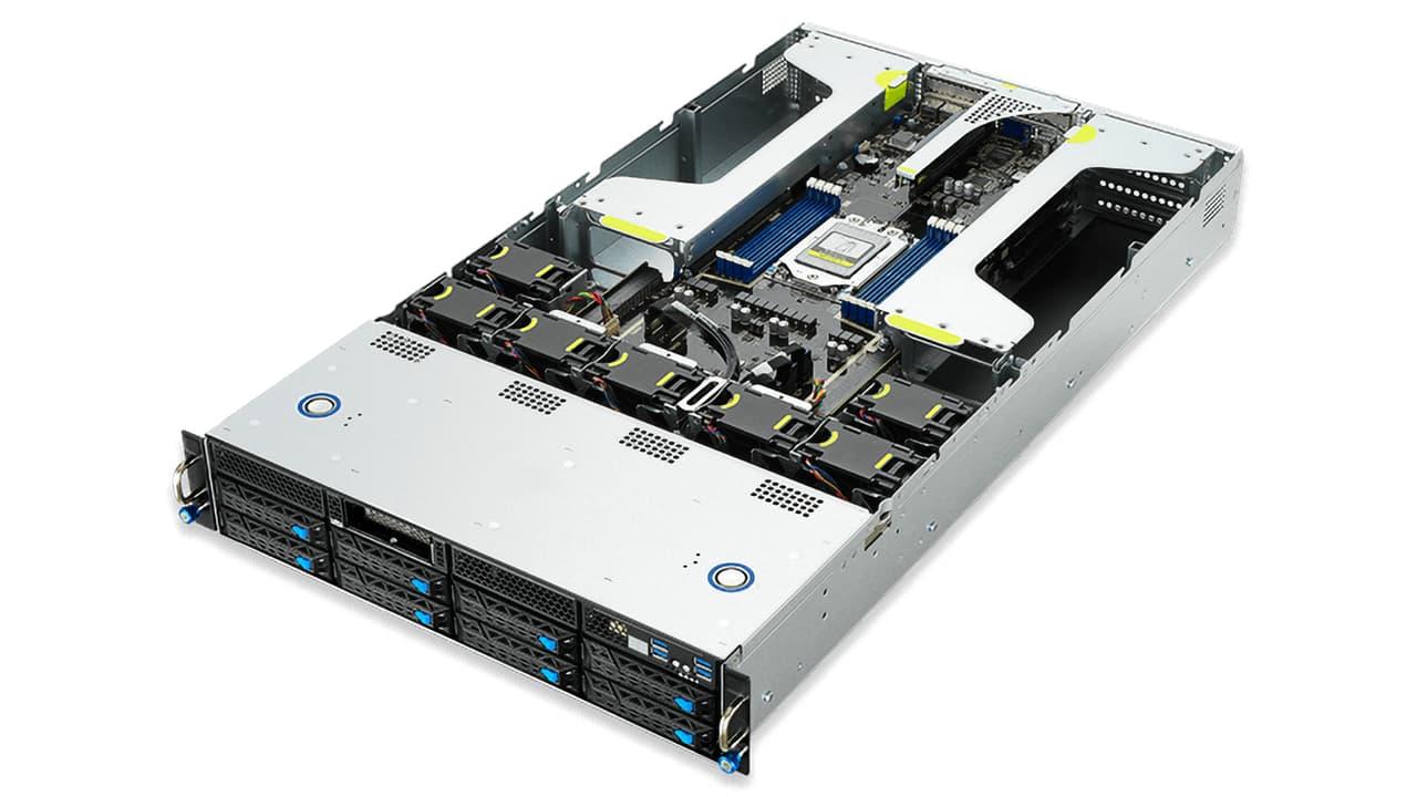 Сервер ASUS ESC4000A