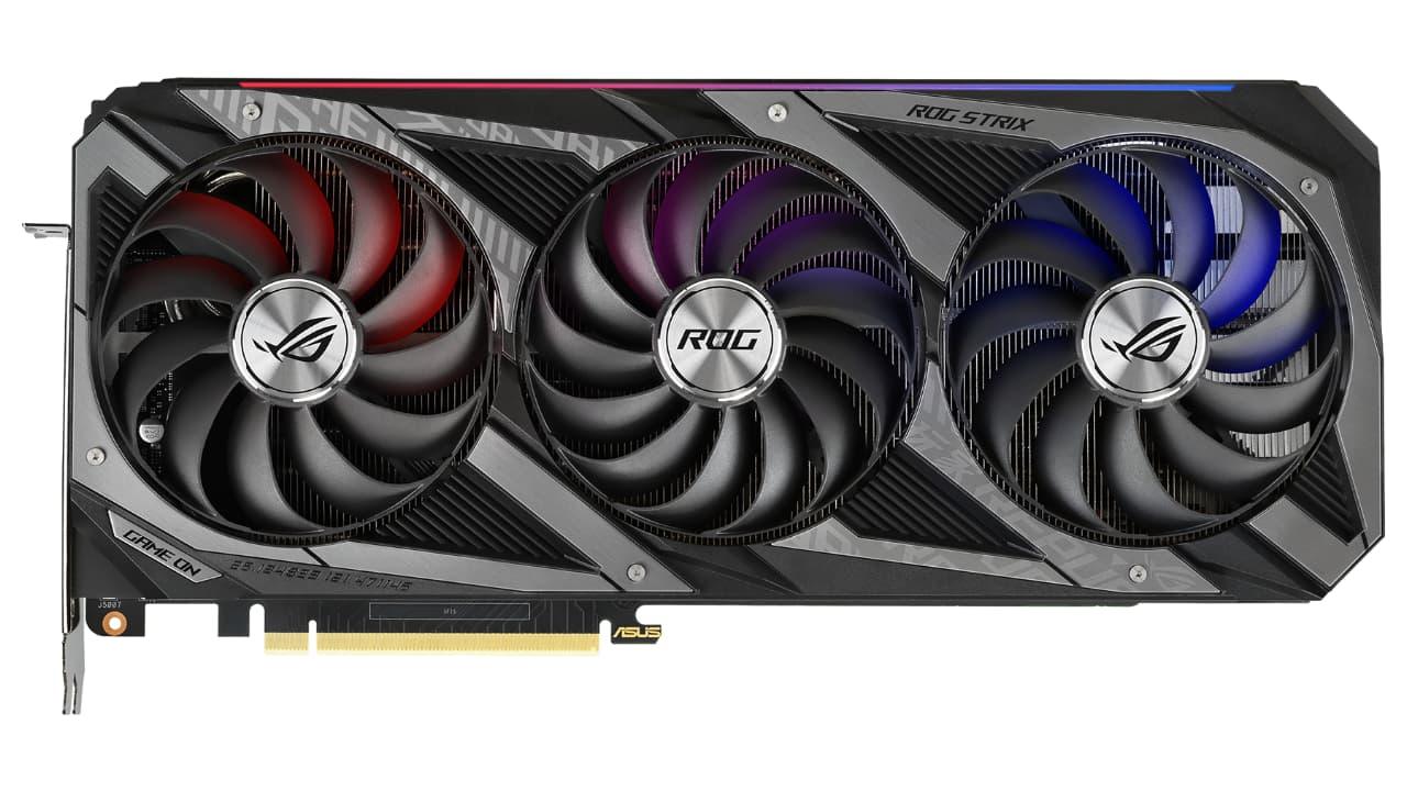 ASUS ROG Strix GeForce RTX 3070 Ti