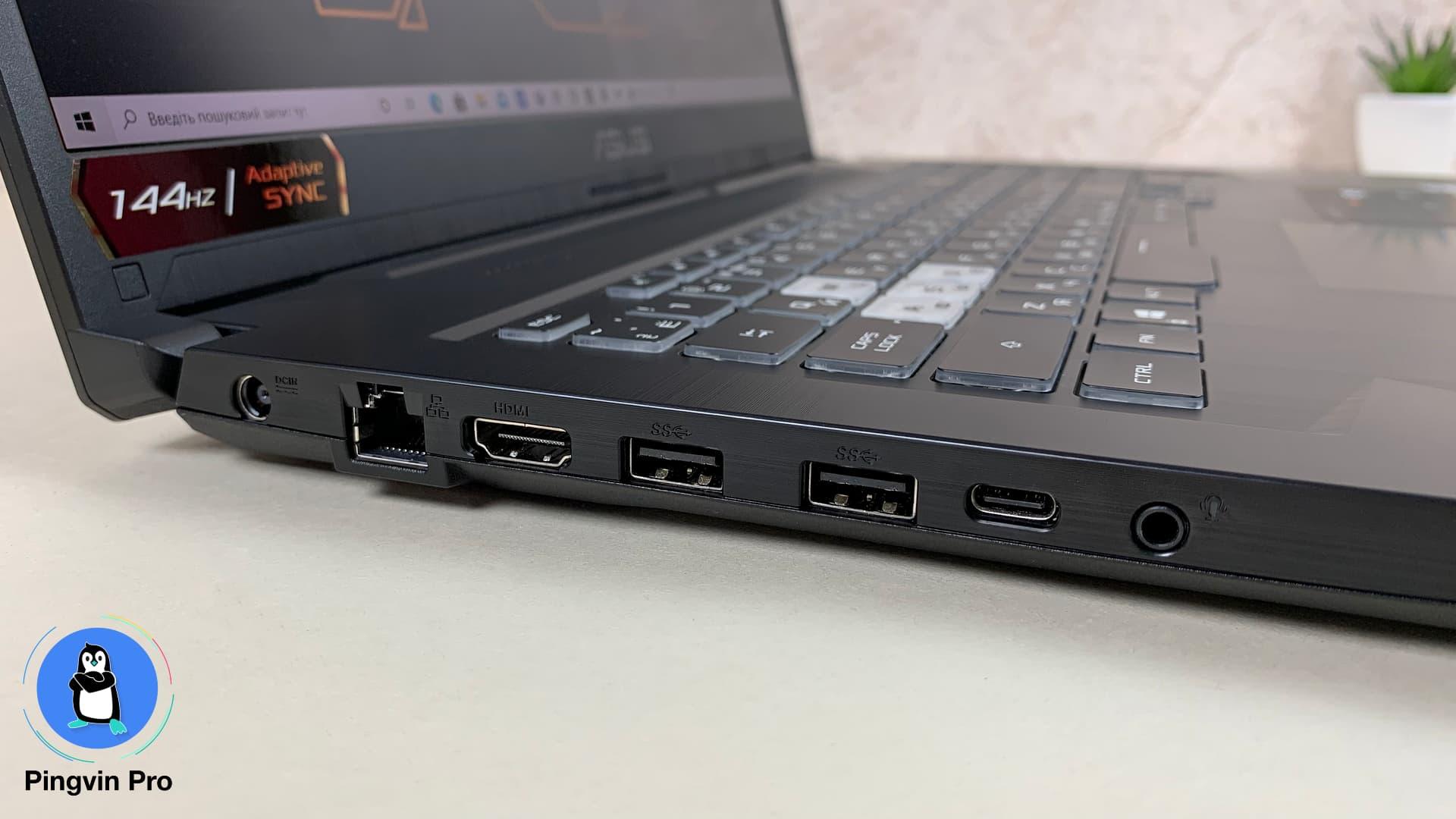 ASUS TUF Gaming F17 (FX706HM)
