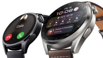 Huawei Watch 3 та Huawei Watch 3 Pro