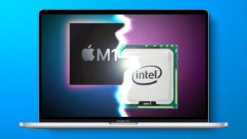 Intel та Apple Silicon