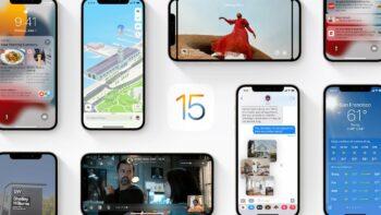 iOS 15 / iOS 15.0.2